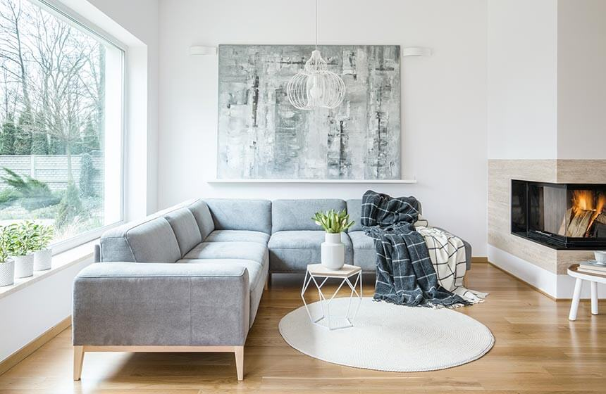 Trending Right Now: Gray is the Must-Have Colour for Your Home