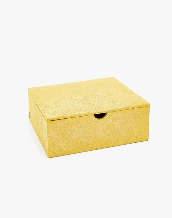 Box Jewelry Storage