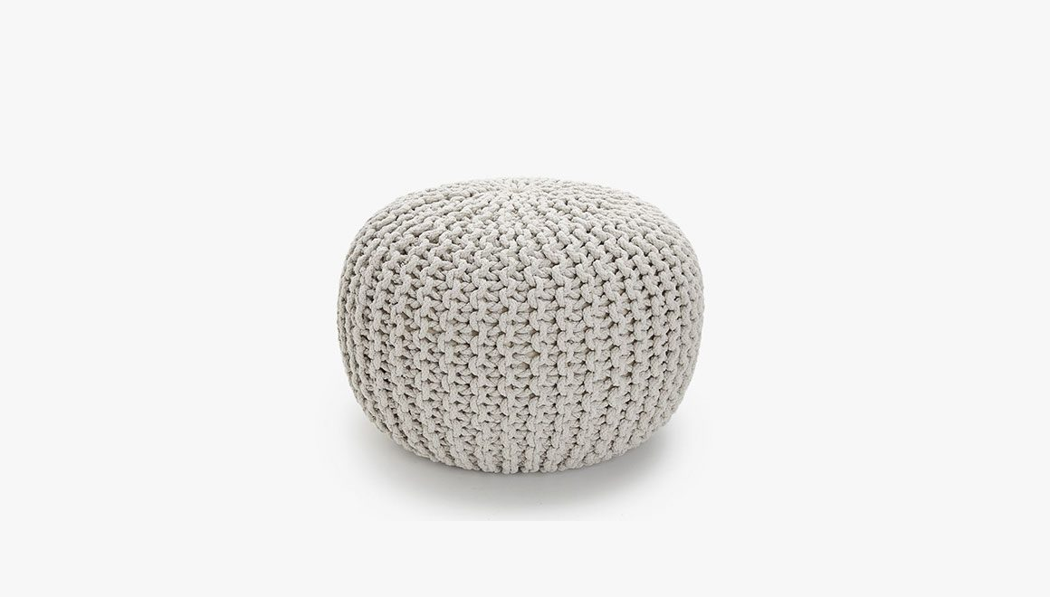 Knitted Sofa Pillow