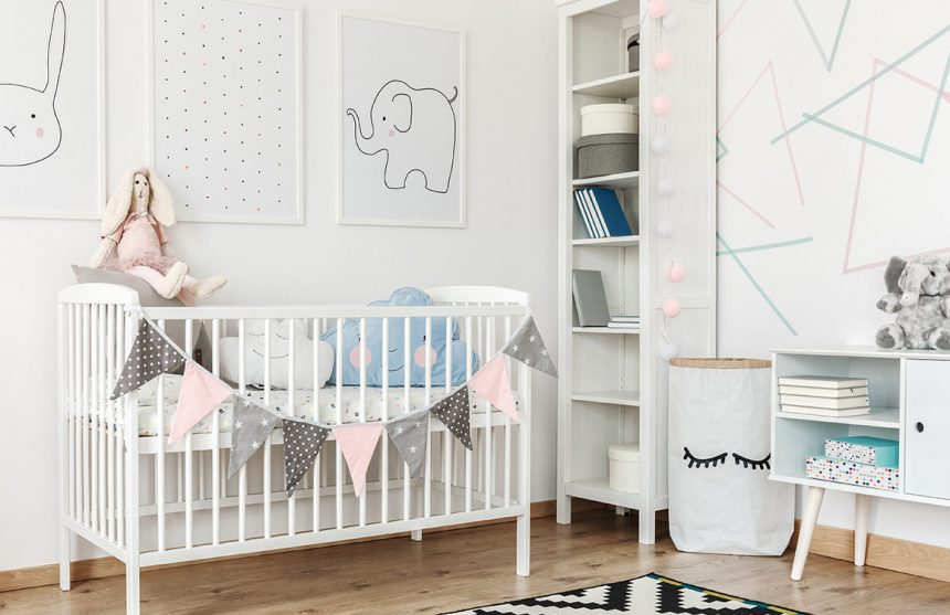 8 Best Baby Room Ideas – Nursery Decorating Furniture & Decor