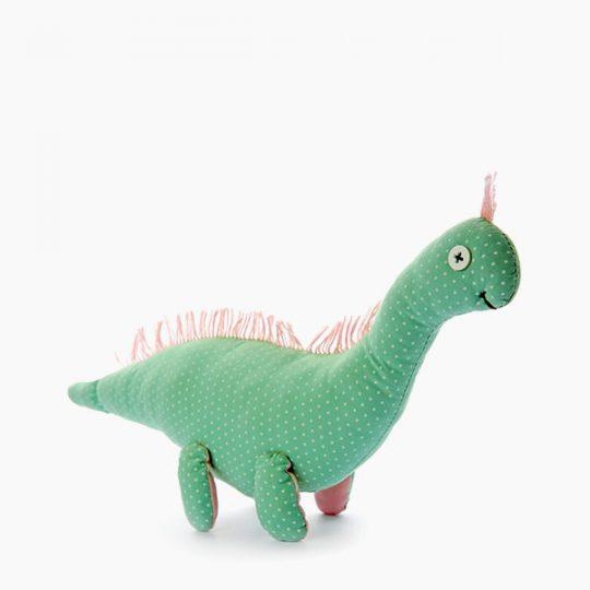 Organic Cotton Dinosaur