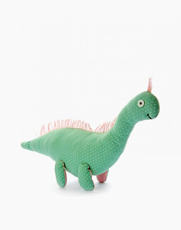 Organic Cotton Dinosaur